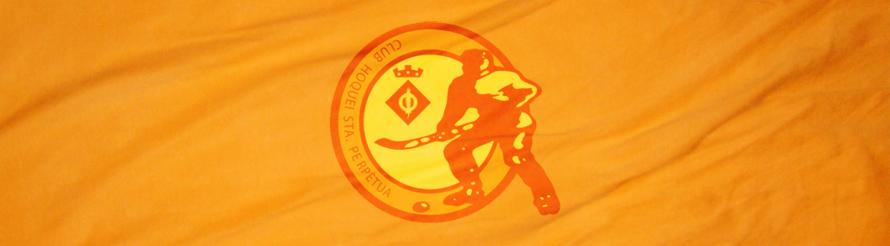 Bandera Club Hoquei Sta. Perpètua
